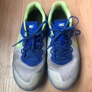 Nike Metcon 2 women's training shoes size 8.5